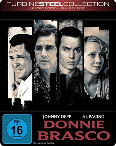 Donnie Brasco [Blu-ray]