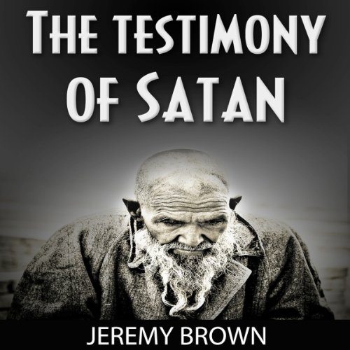The Testimony of Satan audiobook cover art