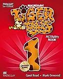 TIGER Tales Activity Book Primaria 1 - 9780230476295