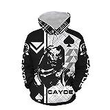Cayde 6 Hoodie Pullover Sweatshirt Game...