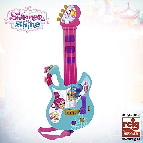 Shimmer & Shine - Chitarra per Bambini (Claudio Reig 3524)