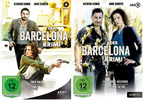 Der Barcelona Krimi: