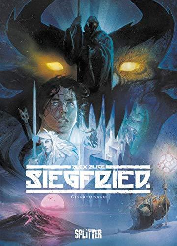 Siegfried Gesamtausgabe (Graphic Novel): Band 1-3 (Siegfried (Graphic Novel))