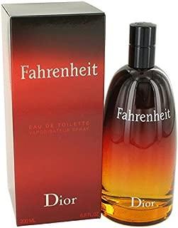 Dior Fahrenheit Eau De Toilette Spray For Men, 6.8 Ounce