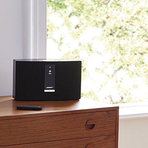 Bose SoundTouch 20 Series III kabelloses Music System (geeignet für Alexa) schwarz