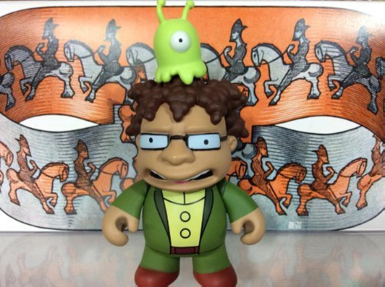 Kidrobot x Futurama Series 2 Hermes 3  Vinyl Figure