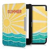 kwmobile Case Compatible with Tolino Shine 3 - PU e-Reader