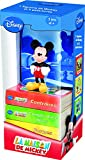 La Maison de Mickey: Une figurine et trois livres pour apprendre les formes, les contraires et les nombres