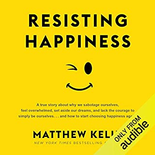 Resisting Happiness cover art