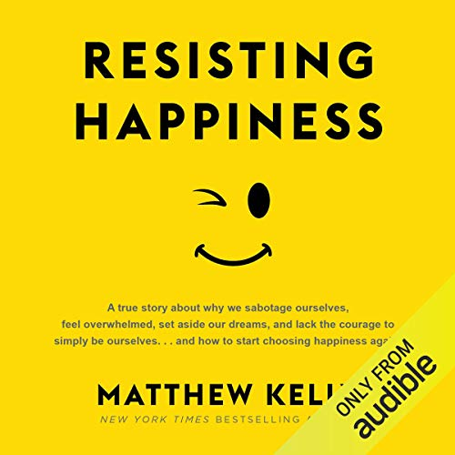 Couverture de Resisting Happiness