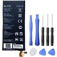 XITAI 3.85V 11.6Wh 3000mAh BL-T33 Repuesto Batería para LG Q6 M700A M700AN M700DSK M700N Phone