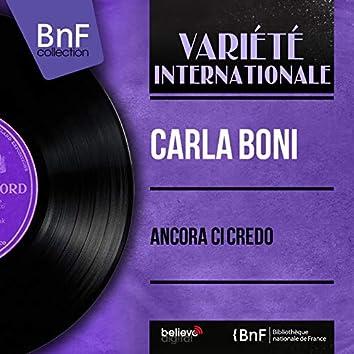 Ancora ci credo (feat. Angelini et son orchestre) [Mono Version]