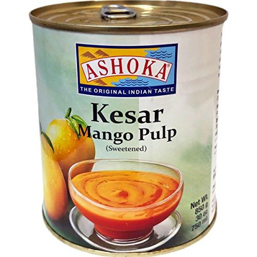 Ashoka - Kesar Mango Pulp, 750 ml (850g)