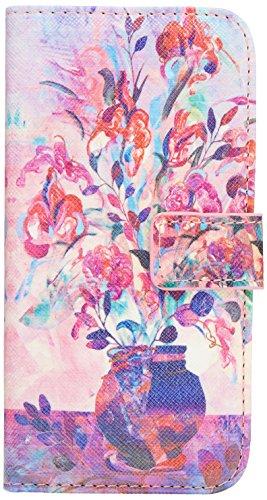 LD Case A000871 beschermhoes voor iPhone 6, 4,7 inch, motief olieverfschilderij V4