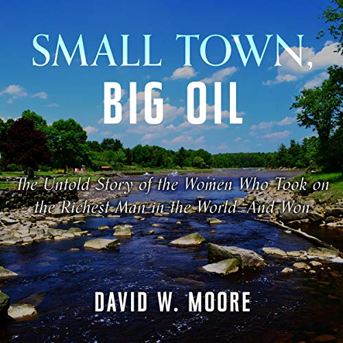 Small Town, Big Oil cover art