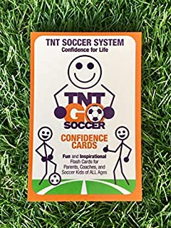 TNT GO Soccer Flash Cards
