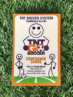 TNT GO Soccer Flash Cards