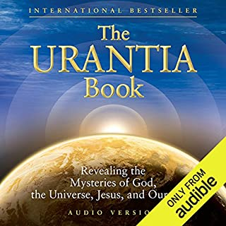 The Urantia Book (Part 1 and Part 2) cover art
