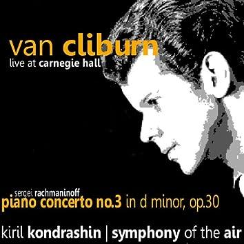Rachmaninoff: Piano Concerto No. 3 in D Minor, Op. 30