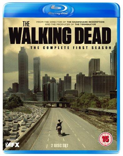 The Walking Dead - Season 1 [Blu-ray] [Reino Unido]