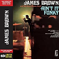 Ain't It Funky - Cardboard Sleeve - High-Definition CD Deluxe Vinyl Replica - IMPORT by James Brown (2014-02-18)