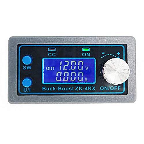 DollaTek ZK-4KX CNC DC Buck Boost Converter CC CV 0.5-30V 4A Modulo di alimentazione regolabile regolato