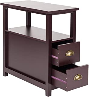 Best lack side table on casters Reviews