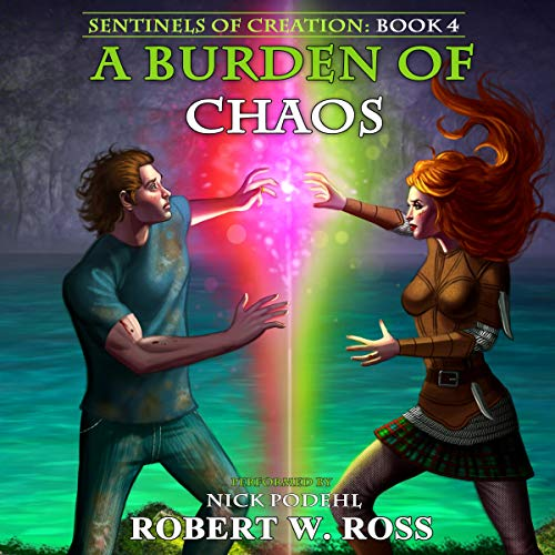 A Burden of Chaos audiobook cover art