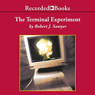 The Terminal Experiment  audiobook cover art