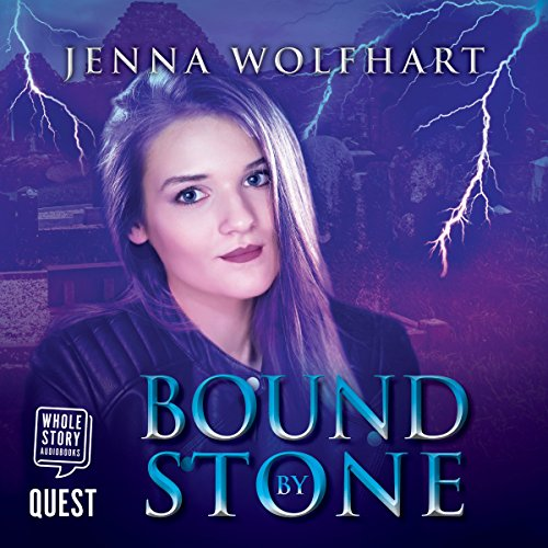Bound by Stone audiobook cover art