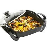 VonShef Square Multi Cooker - 15...
