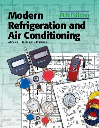 Modern Refrigeration And Air Conditioning Modern Refridgeration And Air Conditioning By Althouse Andrew D Published By Goodheart Willcox 18th Eighteenth Text Edition 2004 Hardcover