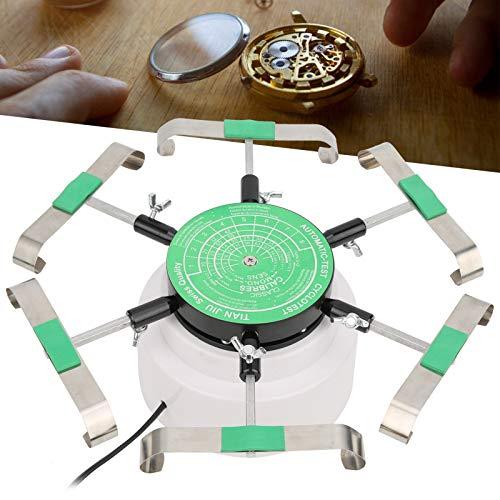 Máquina de la devanadera de reloj, devanadera de reloj mecánica extraíble ligera para reloj mecánico