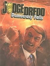 Democracy Falls (Judge Dredd (Mongoose Publishing))