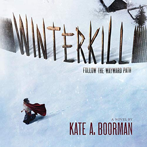 Winterkill audiobook cover art
