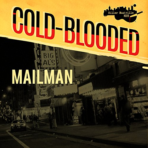 Mailman audiobook cover art