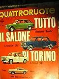 ferrari 330 gt  Quattroruote 107 nov \'64, Ferrari 330 GT, Autobianchi Primula, Fiat 1500, FF05
