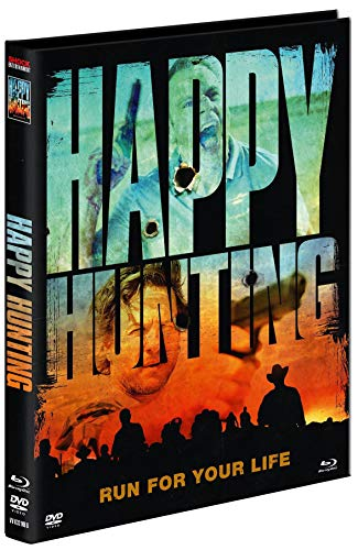 Happy Hunting - Uncut - Mediabook - Limited Uncut Edition (+ DVD), Cover B [Blu-ray]
