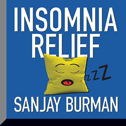 Insomnia Relief audiobook cover art