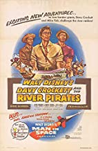 Davy Crockett and the River Pirates - Authentic Original 27.1