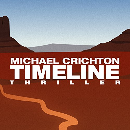 Timeline - rejsen til fortiden audiobook cover art