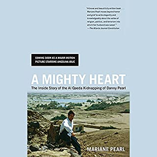 A Mighty Heart cover art
