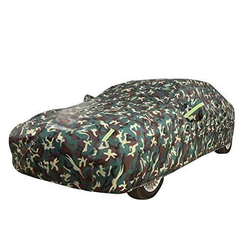 QCYP Cubierta de Coche Adecuado para XTS sombrilla a Prueba de Lluvia Cubierta Exterior Coche Artículos de Verano e Invierno para automóviles
