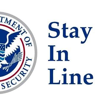 Stay in Line (Tsa)