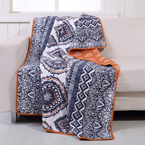 Greenland Home Fashions Medina Throw Blanket