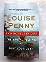 The Brutal Telling / Bury Your Dead 1250140951 Book Cover