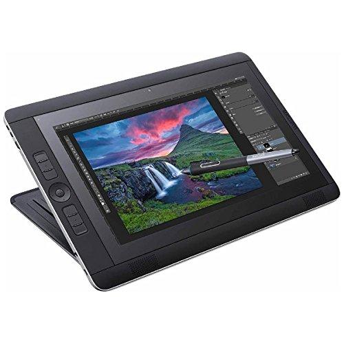ワコム Windows搭載液晶ペンタブレット Cintiq Companion2 128GB SSD DTH-W1310E K0