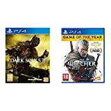 Dark Souls III - PlayStation 4 + The Witcher III - Game Of The Year - PlayStation 4