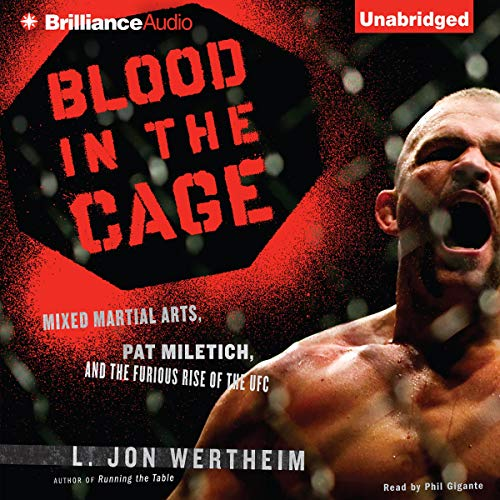 Couverture de Blood in the Cage