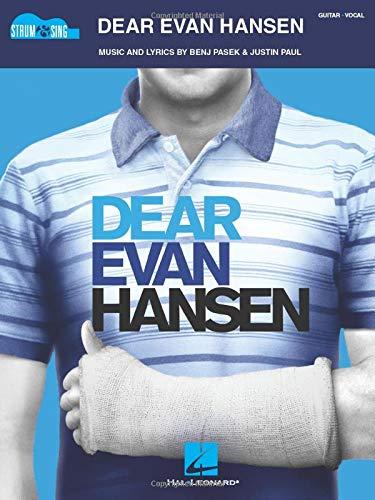 Dear Evan Hansen Strum & Sing Guitar Songbook